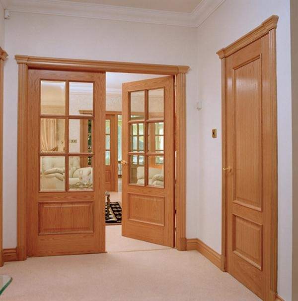 Равно-размерные и одинарные межкомнатные двери