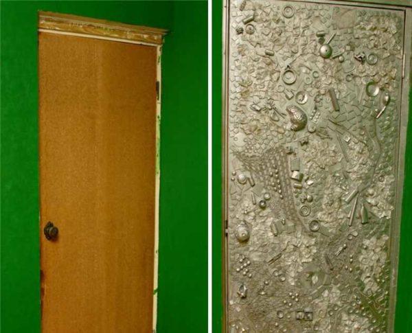 Реставрация дверей своими руками 40