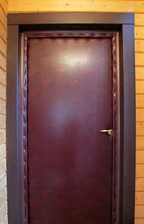 Реставрация входной двери цена