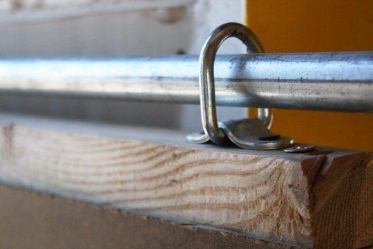 Фиксирующие стальные кольца