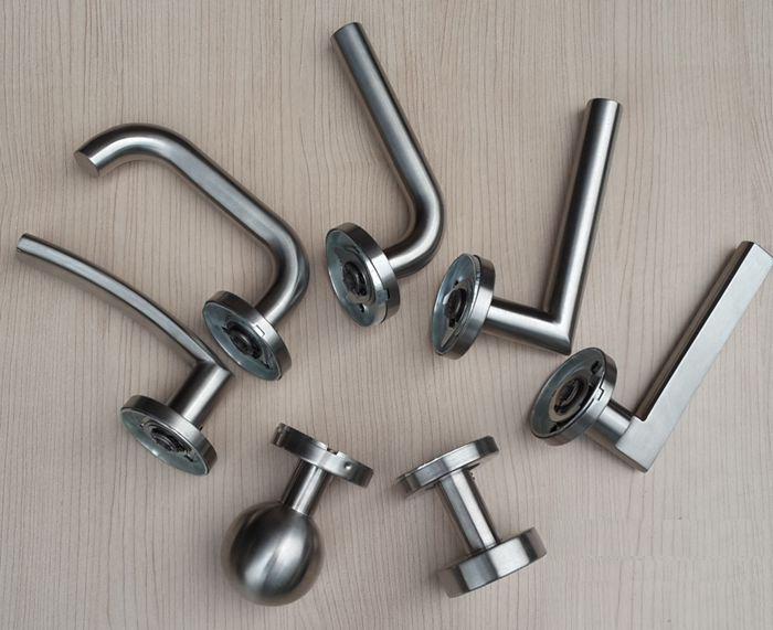 Ручки из нержавеющей стали для межкомнатных дверей