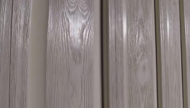 Искусственно состаренная древесина