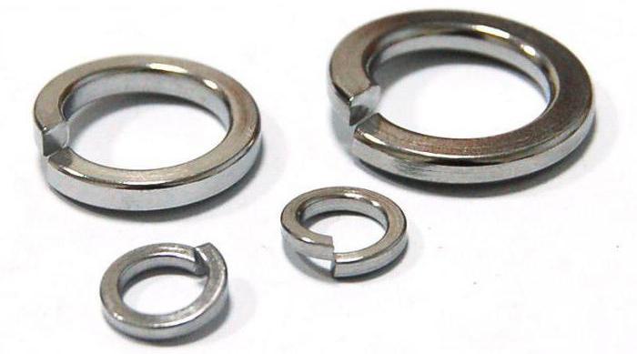 Стальные гроверы делаются из высококачественного металла
