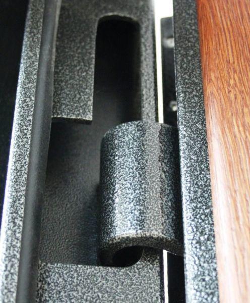 Съемная скрытая петля с дугой для тяжелых металлических дверей