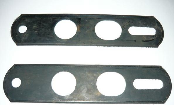 Резиновые прокладки на дверные ручки
