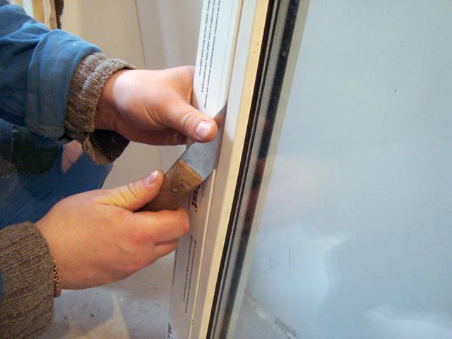 Как выполнить ремонт стеклопакета самостоятельно + видео.