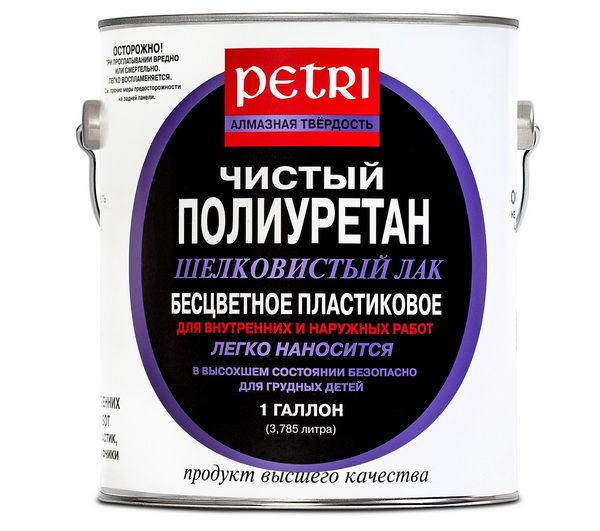 Полиуретановый лак