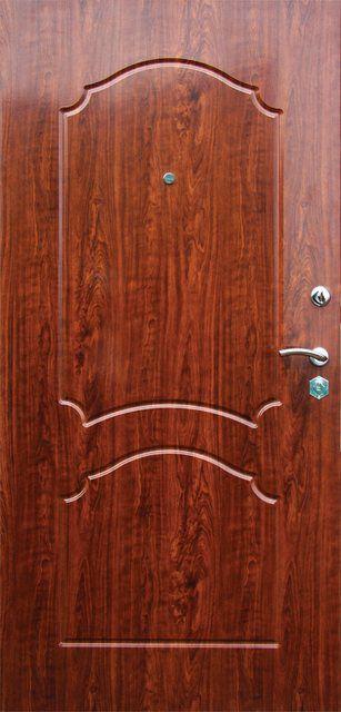 Массивные деревянные двери
