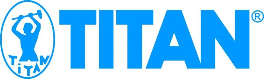 Логотип торговой марки Titan